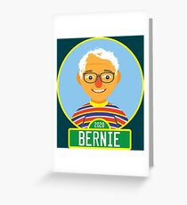 2020 Bernie Street Greeting Card