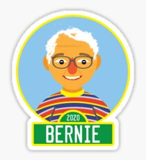 2020 Bernie Street Sticker