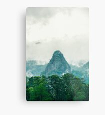 Outback mountain in Queensland Metal Print