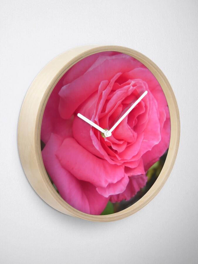 Alternate view of Pink Reverberation  Clock