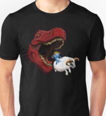Alpha Rex Fizz Sheep Chomp Unisex T-Shirt
