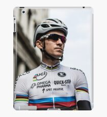 Michał Kwiatkowski (Omega Pharma - Quick Step) iPad Case/Skin
