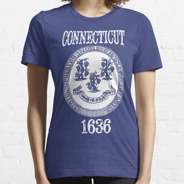 Connecticut State Seal Essential T-Shirt
