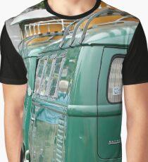 Volkswagen VW Bus -1607c Graphic T-Shirt