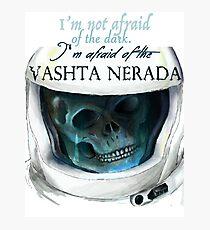 Vashta Nerada Photographic Print