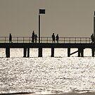 Frankston Pier by mgeritz
