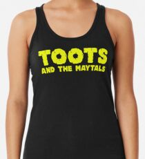 Toots And The Maytals Women's Tank Top