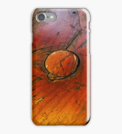 iWood Knot Miss This. iPhone Case/Skin