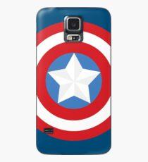 The Captain Shield Case/Skin for Samsung Galaxy