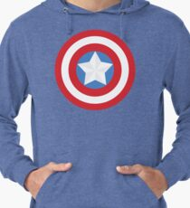 The Captain Shield Lightweight Hoodie