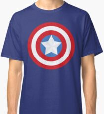 The Captain Shield Classic T-Shirt