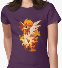 Daybreaker Womens Fitted T-Shirt