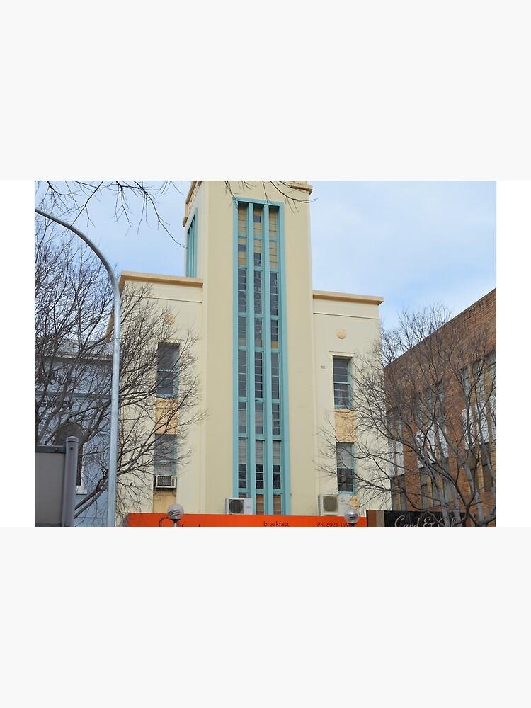 Edificio T & G Art Deco - Albury NSW de kllebou