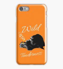 Wild Tenderness 2 iPhone Case/Skin