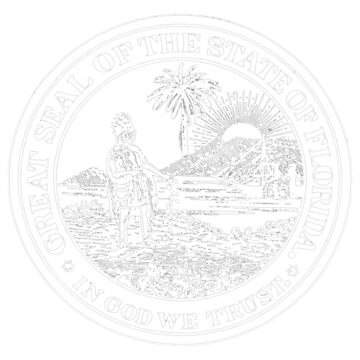 Florida State Seal by WeMakeHistory