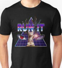 Run It Cat Unisex T-Shirt