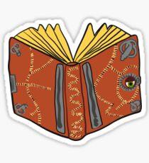 Hocus Pocus - Book Sticker