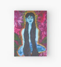 Forest Yogini Hardcover Journal