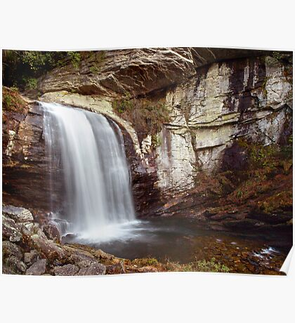 looking glass falls Poster