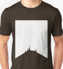 Space Mountain Negative Unisex T-Shirt
