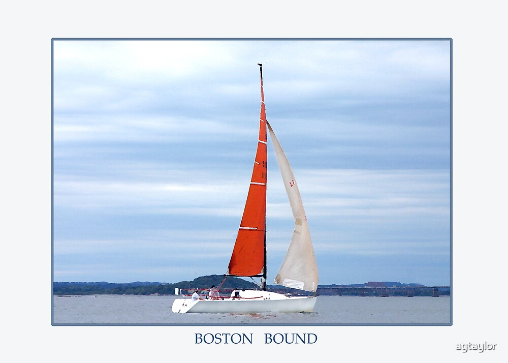 Boston Bound by agtaylor