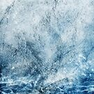 Sea Blue Marble by 4ogo Design