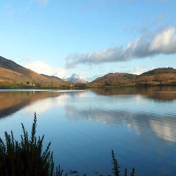 Loch Linnhe on a Winter Day by trish725