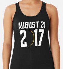 USA Total Sonnenfinsternis 2017 August Tanktop für Frauen
