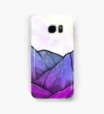Early Morning Mountains Samsung Galaxy Case/Skin