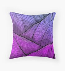Early Morning Mountains Throw Pillow