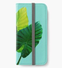 Urban Jungle iPhone Wallet