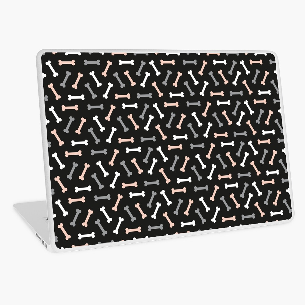 Bones pattern Laptop Skin