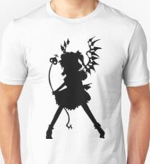 Flandre Scarlet (Black) - Touhou Project T-Shirt