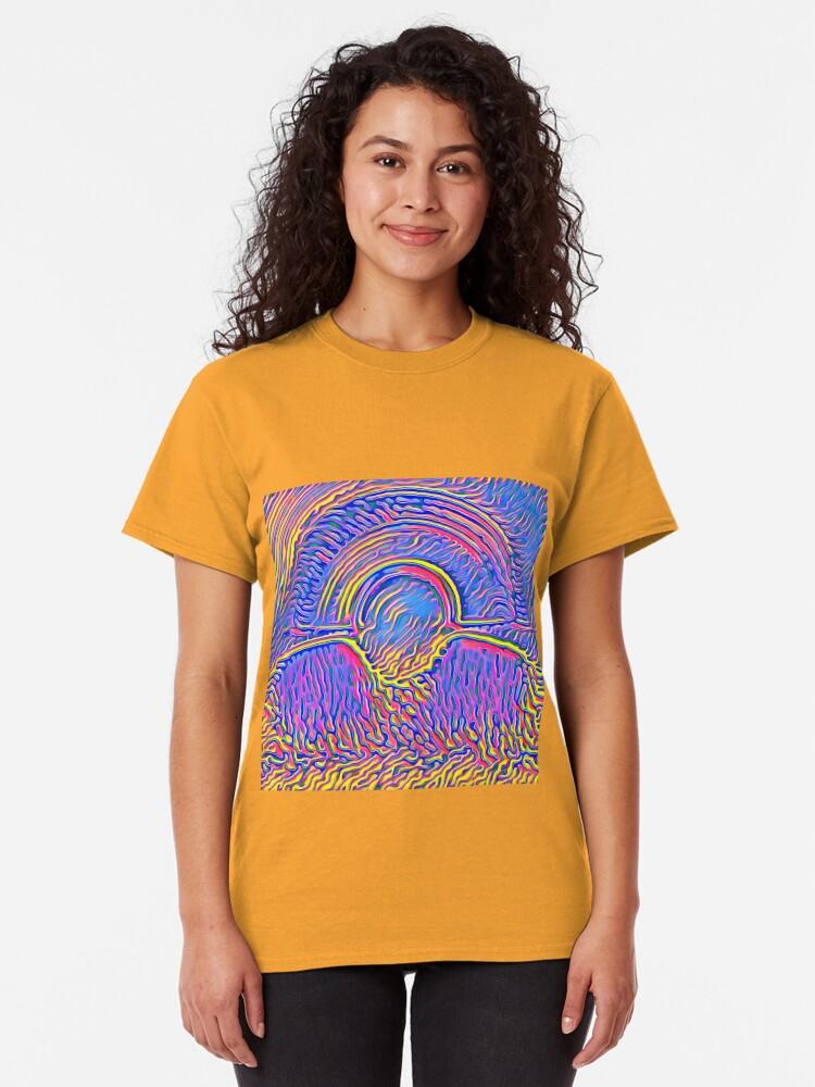 Alternate view of Sunset Classic T-Shirt