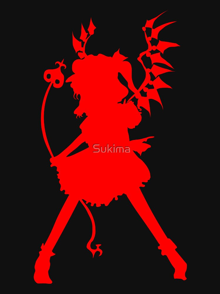 Flandre Scarlet (Red) - Touhou Project | Unisex T-Shirt
