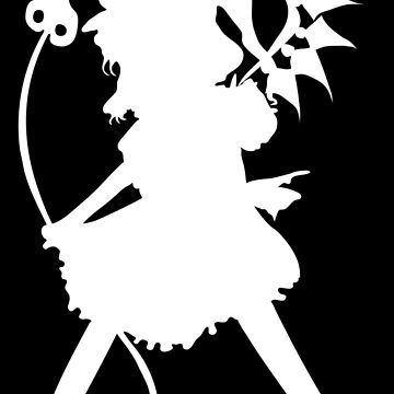 Flandre Scarlet (White) - Touhou Project by Sukima