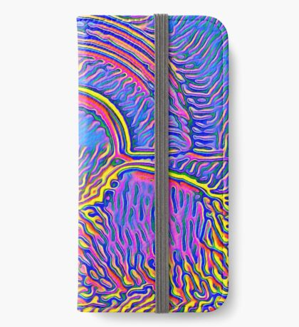 Sunset iPhone Wallet