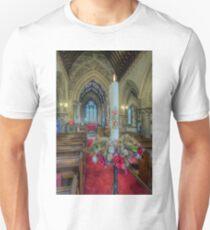 Christmas Candle Unisex T-Shirt
