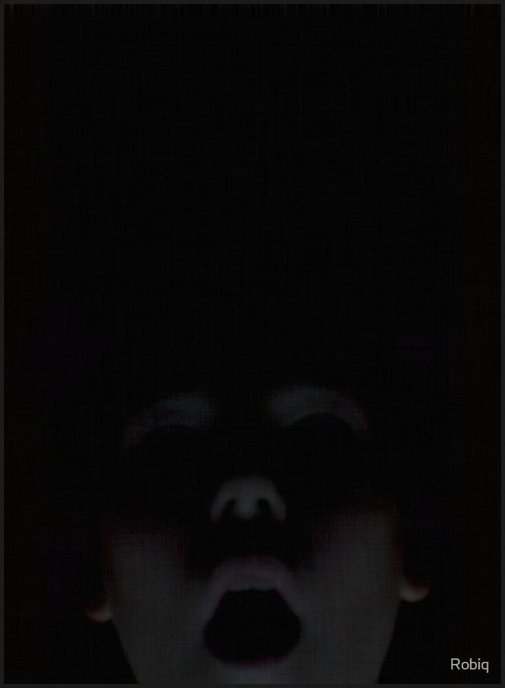 Monster - Self Portrait by Robiq
