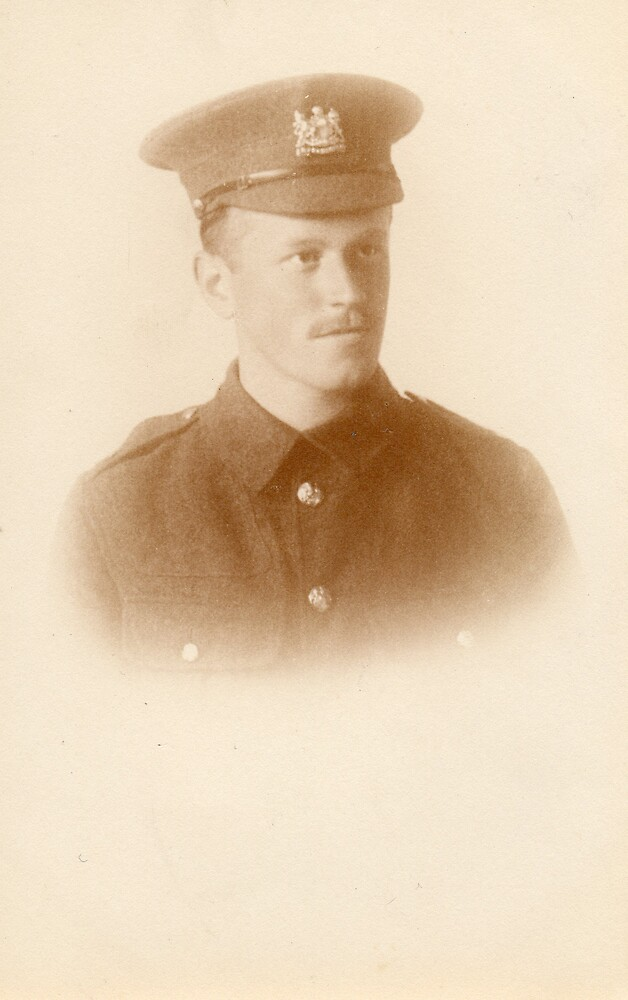 WW1 Manchester Regt by johnfbrunton
