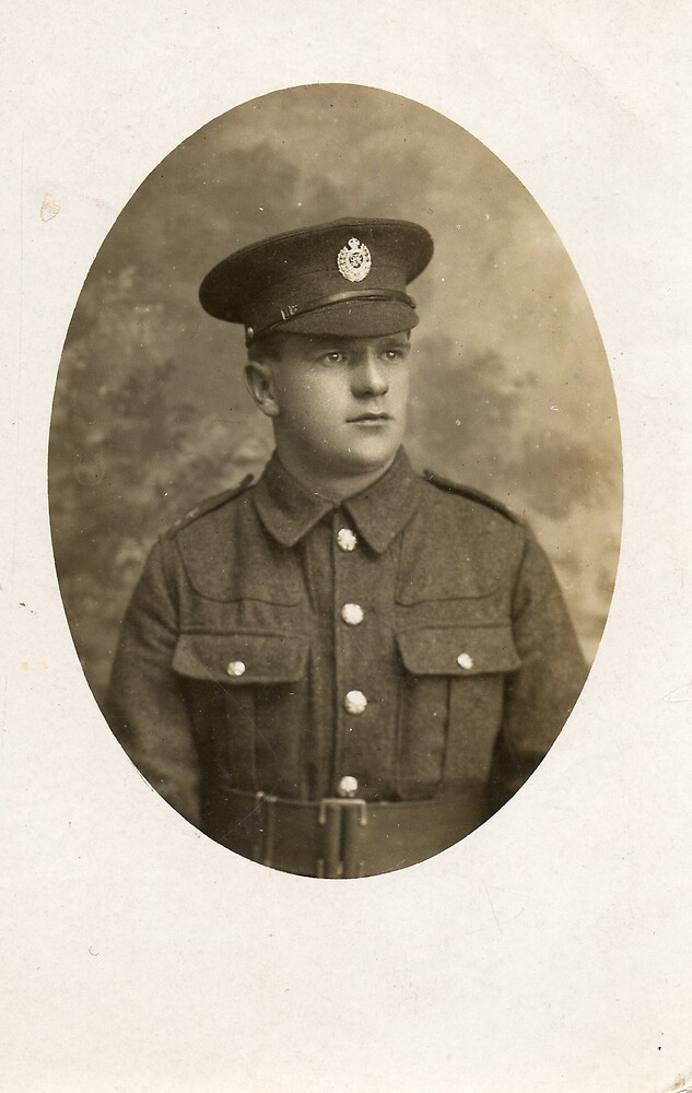 WW1 Royal Engineers by johnfbrunton