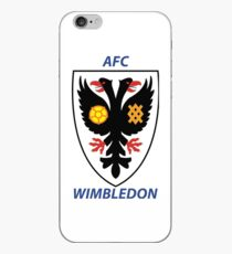 AFC Wimbledon iPhone Case