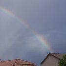 Rainbow in Queen Creek by shortydln046