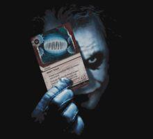 Joker's snare   Unisex T-Shirt