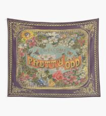 Welcome to the Sound Of Pretty Odd Wall Tapestry