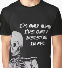 I'm only human Graphic T-Shirt