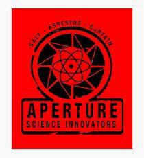 Aperture Laboratories Photographic Print