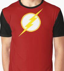 Scarlet Speedster Graphic T-Shirt