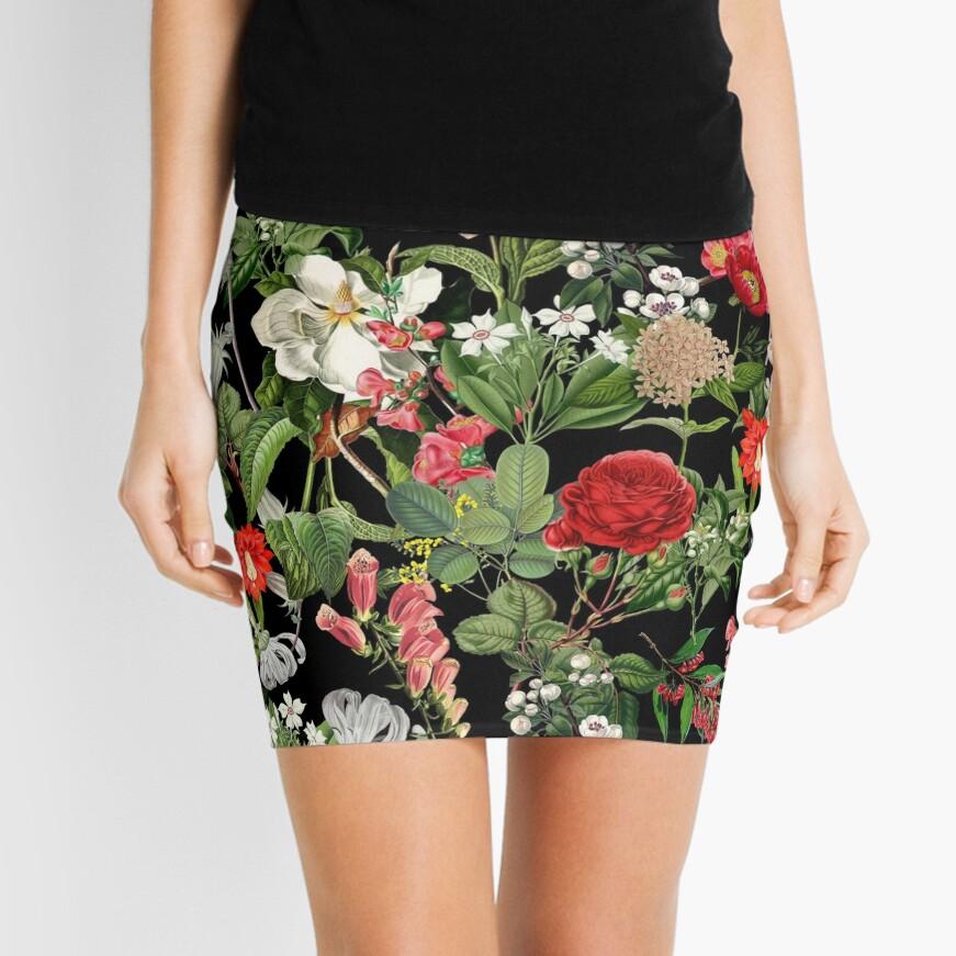 Botanical Garden Mini Skirt