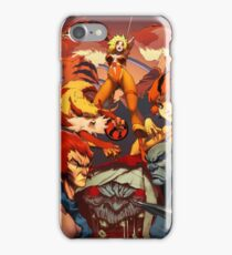 Warrior Cat Team iPhone Case/Skin